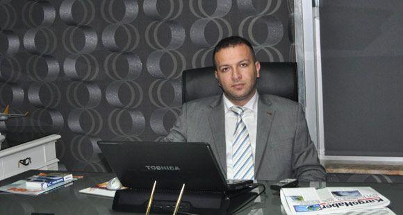 """Tan Lojistik Genel Müdürü Caner Tan: """"Taşın Altına Herkes Elini Koymalı"""""""