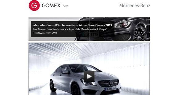 Mercedes-Benz'den Online Medyaya Özel Yeni Hizmet