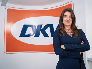 DKV Türkiye ve Avrupa'da Pazar Payını Hızla Artırıyor