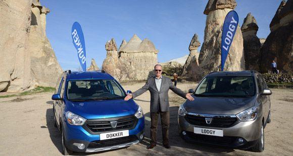 Dacia'nın Yeni Ticari Oyuncuları Dokker ve Dokker Van Satışa Sunuluyor
