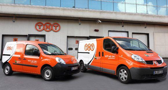 TNT Ekspres Elektrikli Otomobil Filosunu Genişletiyor
