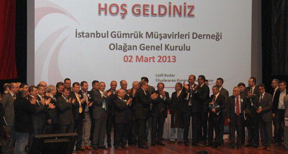 İGMD Başkanlık Seçiminde Sandıktan Güven Oyu Çıktı