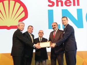 Türkiye'nin İlk LNG İstasyonu Açıldı