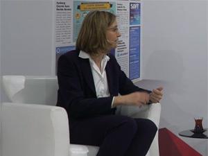Tea & Talk 2019; Lufthansa Cargo Yönetim Kurulu Üyesi Dorothea Von Boxberg (video)