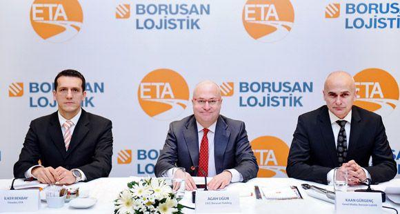 Borusan Kamyoncular İle KOBİ'leri ETA Platformunda Buluşturdu
