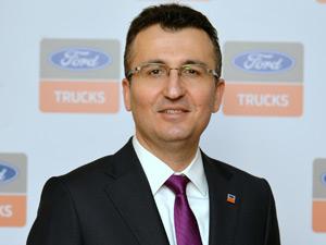 """Ford Trucks Genel Müdür Yardımcısı Serhan Turfan: """"Türkiye ağır ticari araç endüstrisinin 2020 yılında bir önceki yıla göre büyümesini öngörmekteyiz."""""""