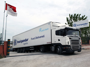 Fevzi Gandur Logistics 2019 Yılında Büyümeye Devam Etti
