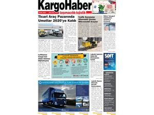 KargoHaber 253. Sayı (Dijital Dergi)