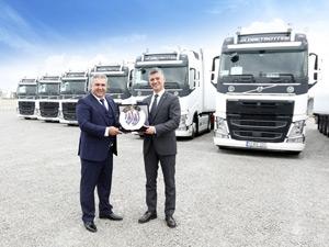 Şığva Trans Volvo Trucks Çekicilerle Filosunu Güçlendirdi