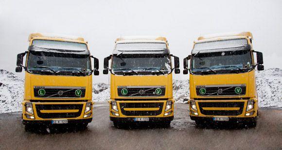 Diditrans Volvo FH İle Filosuna Güç Kattı