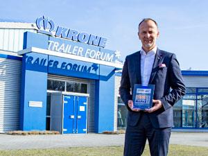 Krone'ye Almanya'dan Ödül