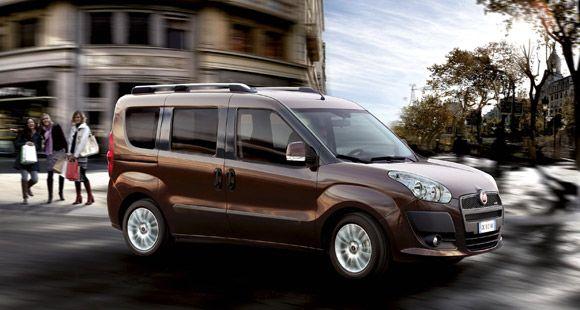 Yeni Fiat Doblo Ukrayna Pazarındaki Başarısını 'Autotrading 2012' İle Taçlandırdı