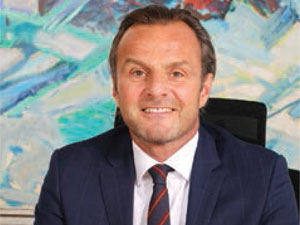 DFDS Akdeniz İş Birimi Başkanı Lars Hoffmann: RO-RO Sayesinde Minimum Temas