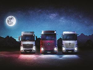 Mercedes-Benz Türk'ten Ağır Ticarilere 500.000 TL'ye Kadar Kredi Fırsatı
