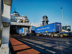 P&O Ferrymasters Wins AA Rating For Its Distribution of Foodstuffs