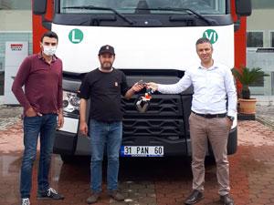 Dörtler Taşımacılık Ali Zehir Renault Trucks T Serisini Seçti