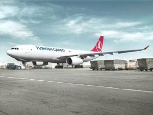 Dünya'da Her 20 Hava Kargodan 1'i Turkish Cargo ile Taşınıyor