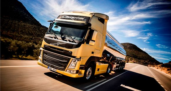 Her Türlü İş İçin 'Yeni Volvo FM'