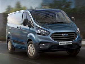 Ford Ticari Ailesi Hibrit Modellerle Daha Verimli