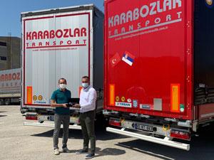 Karabozlar Transport Tırsan İle Güçleniyor