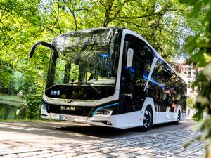 MAN'ın 50 Yıllık Elektrikli Otobüs Tecrübesi Automotive Brand Contest 'Tasarım Ödülü' İle Taçlandı
