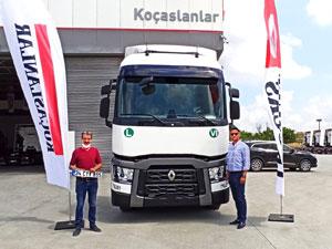 Gelişim Lojistik Renault Trucks'a Devam Dedi