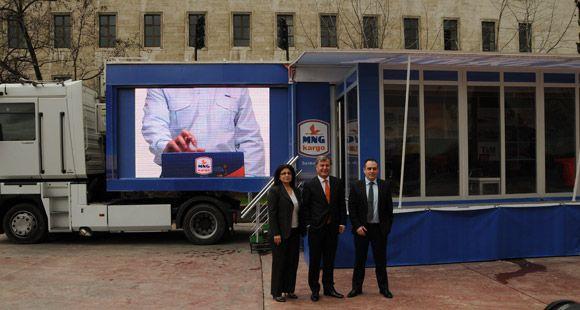MNG Kargo 'Aç Kanatlarını Türkiye' Projesi İle Türk Ekonomisine Katkı Sunacak
