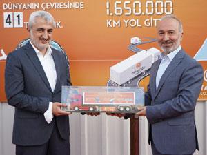Ortadoğu Lojistik Turkish Cargo'nun Kargo Terminalleri Arasında 500 Bin Ton Yükünü Taşıdı