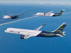 Airbus Havacılıkta Oyunun Kurallarını Değiştirecek İlk Sıfır Emisyonlu Ticari Uçak İçin Yolculuğa Hız Verdi. Hedef 2025'te Start ve 2035'te Uçuş
