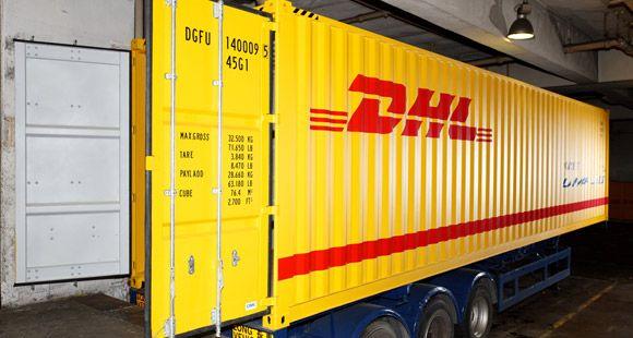 DHL Global Forwarding 'Double Decker' İle Konteynerlere Hacim Kazandıracak