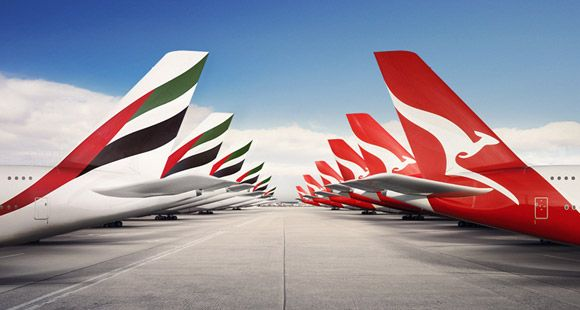 Emirates İle Qantas Ortaklığına Avustralya'dan Onay Çıktı