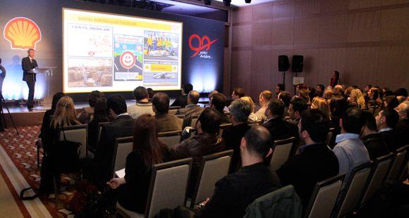 Shell Türkiye'deki 90'ıncı Yılını Kutluyor