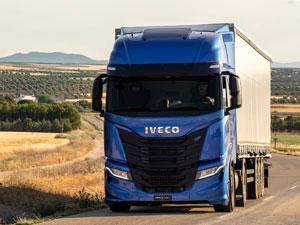 IVECO Yeşil Gaz Mobilite Zirvesinde Alternatif Yakıt Vizyonunu Sundu