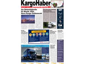 KargoHaber 261. Sayı (Dijital Dergi)
