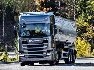 Scania Çekici Satışlarında Eylül Ayını Önde Kapattı