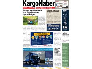 KargoHaber 262. Sayı (Dijital Dergi)