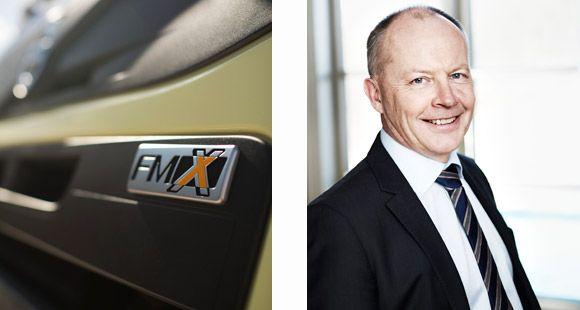 Yeni Volvo FMX'in Dünya Prömiyeri Bauma'da Yapılacak!