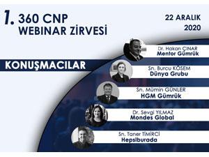 360 CNP Webinarı 22 Aralık'ta Gerçekleştirilecek
