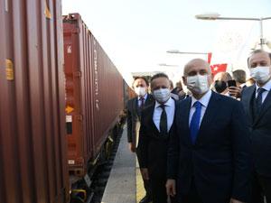 Tek Yol Tek Kuşak: Türkiye'den Kalkan İlk İhraç Treni Yolda