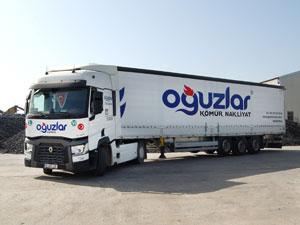 Oğuzlar Kömür Nakliyat'tan 55 Adet Renault Trucks Çekici İle Büyük Filo Yatırımı