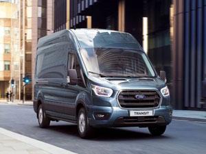 Ford Yeni Transit 'Limited'i ve 'Frigo Van'ı sundu