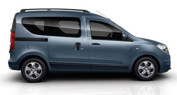 Dacia Hafif Ticari Araçlar Pazarında Yükselişte