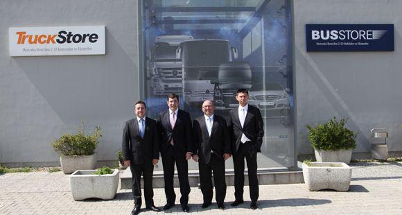 Mercedes-Benz Türk'ün 2'nci El Ticaret Hacmi Büyümeye Devam Ediyor