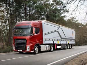 Ford Trucks 2021'e Yeni Ürün ve Teknolojileriyle Hızlı Girdi