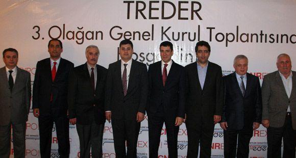 TREDER'İN Yeni Yönetim Kurulu Başkanı Kaan Saltık Oldu