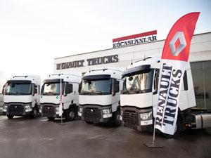 Prestij Dağıtım Renault Trucks Çekicileri İle Operasyonlarına Değer Katıyor