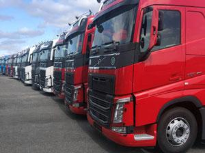 Öztemel Lojistik Filosunu  Volvo Trucks İle Güçlendirdi