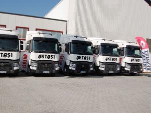 Renault Trucks Çekicileri Gemlik Aktaş-1 Lojistik'in 20 Yıldır Değişmeyen Tercihi