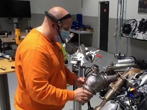 Scania'dan Akıllı Gözlük Teknolojisi