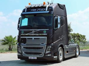 Gezgin Uluslararası Nakliyat Volvo Trucks'ı Tercih Etti